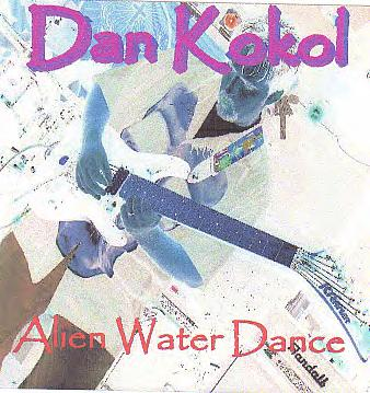 Alien Water Dance