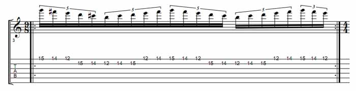 guitar tab