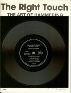 vinyl sound sheet