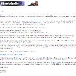 shred newsletter