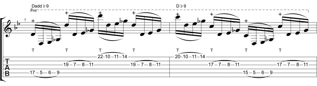 String-Skipping-Tapping classical
